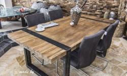 Tische aus Altholz und recyceltem Holz : Der Tischonkel