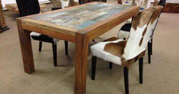 Massivholztisch Esstisch 200 x 100 cm