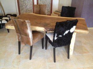 "Tisch aus Massivholz ""Soar"""