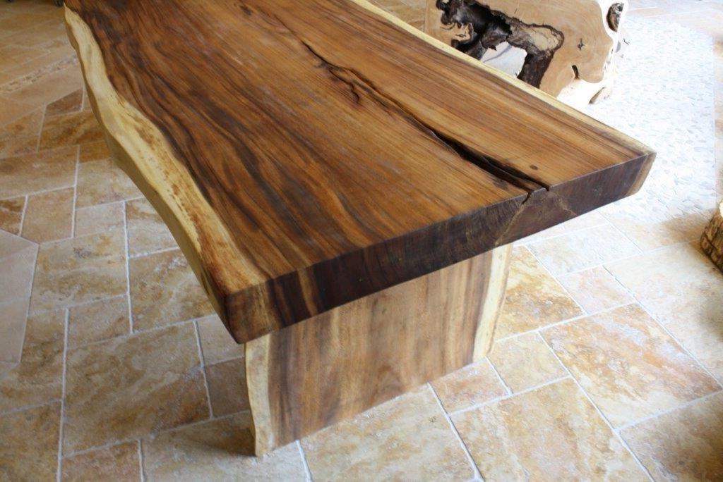 massivholztisch baumscheibe der tischonkel. Black Bedroom Furniture Sets. Home Design Ideas