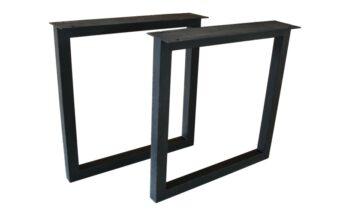 Tischbein aus Stahl TB104