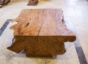 Beistelltisch Massivholz