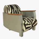 Loungesessel Aviator Zebra