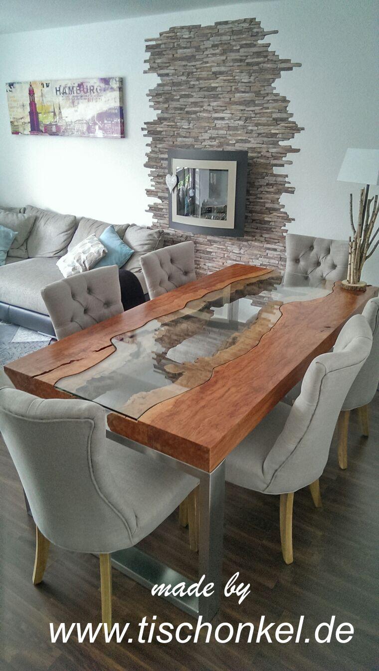 esstisch design zum outletpreis der tischonkel. Black Bedroom Furniture Sets. Home Design Ideas