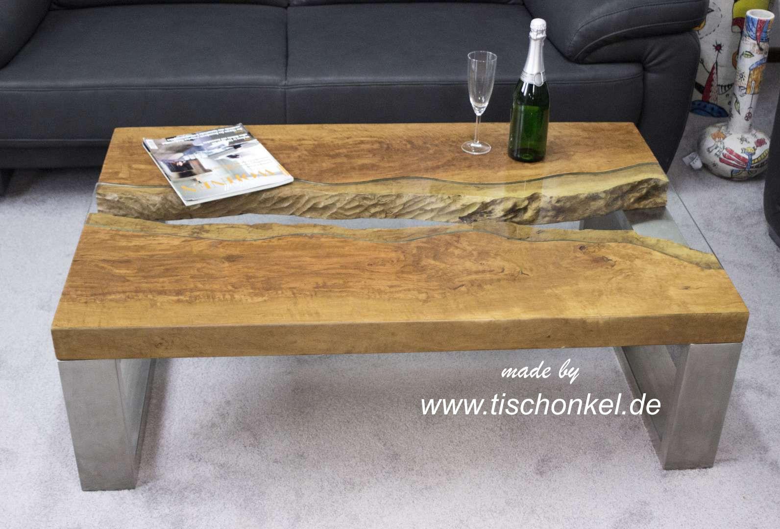 couchtisch aus massivholz litschi der tischonkel. Black Bedroom Furniture Sets. Home Design Ideas
