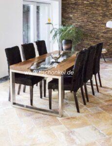 Esstisch Elements mit Stuhl Kitzbühel