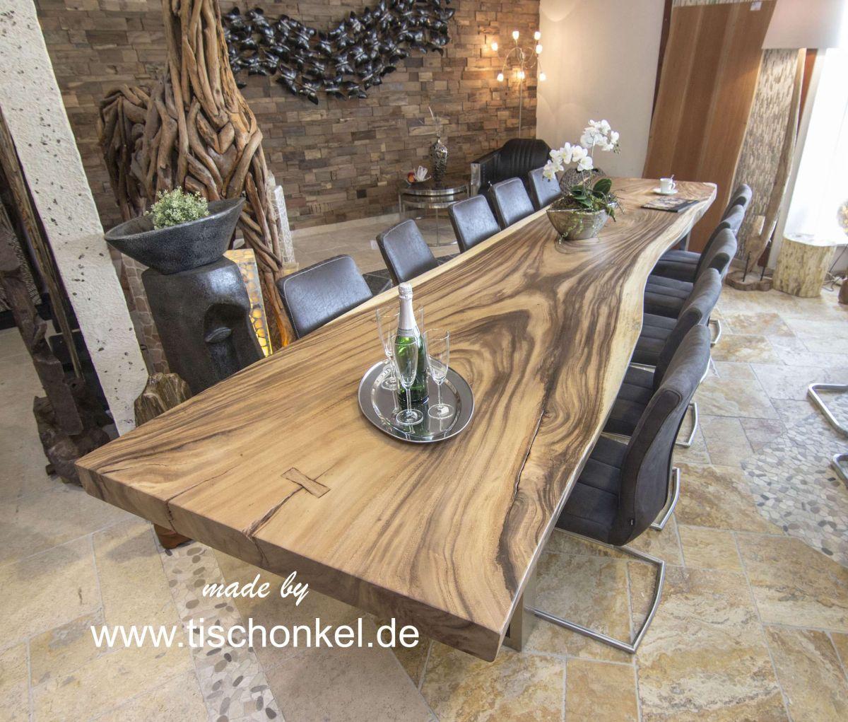 Esstisch aus Massivholz   Der Tischonkel Esstische