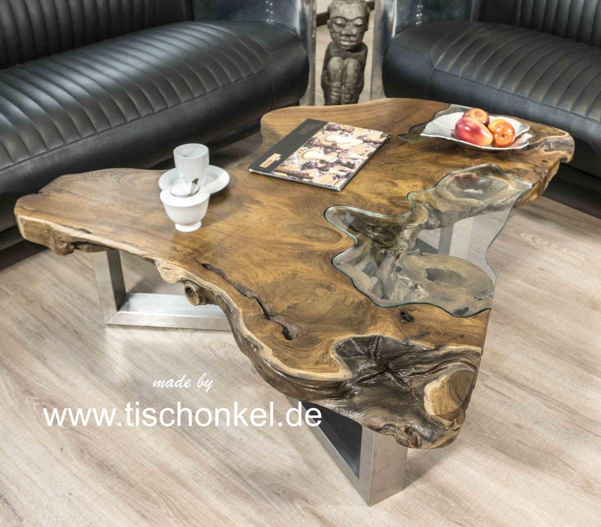couchtisch aus holz massiv der tischonkel. Black Bedroom Furniture Sets. Home Design Ideas