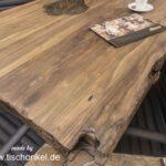 Esstisch Altholz massiv