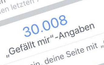 GERKEN Wohndesign hat nun über 30.000 Follower bei Facebook!!!!