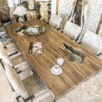 Seltener Designer Esstisch von GERKEN Wohndesign