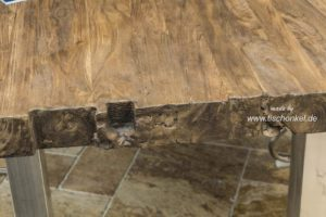 Altholz Esstisch 300x100 cm