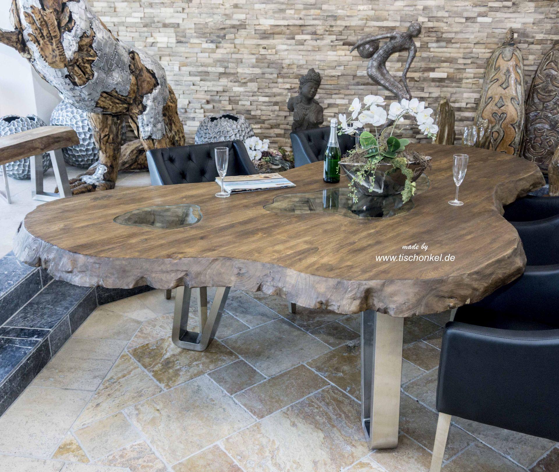 Esstisch Fusion Aus Holz Von Gerken Wohndesign