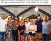 """Eröffnung des zweiten """"Iron Diner"""" von Caro und Andreas Robens in Cala Millor"""