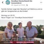 """Olena und Olaf Gerken starten bei """"Goodbye Deutschland"""""""