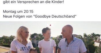 Olena und Olaf Gerken starten bei Goodbye Deutschland