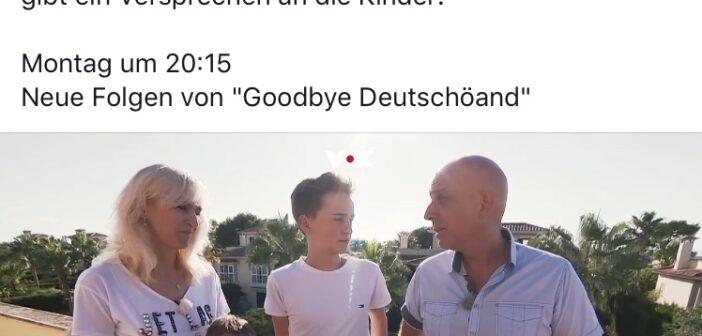 Goodbye deutschland alle folgen