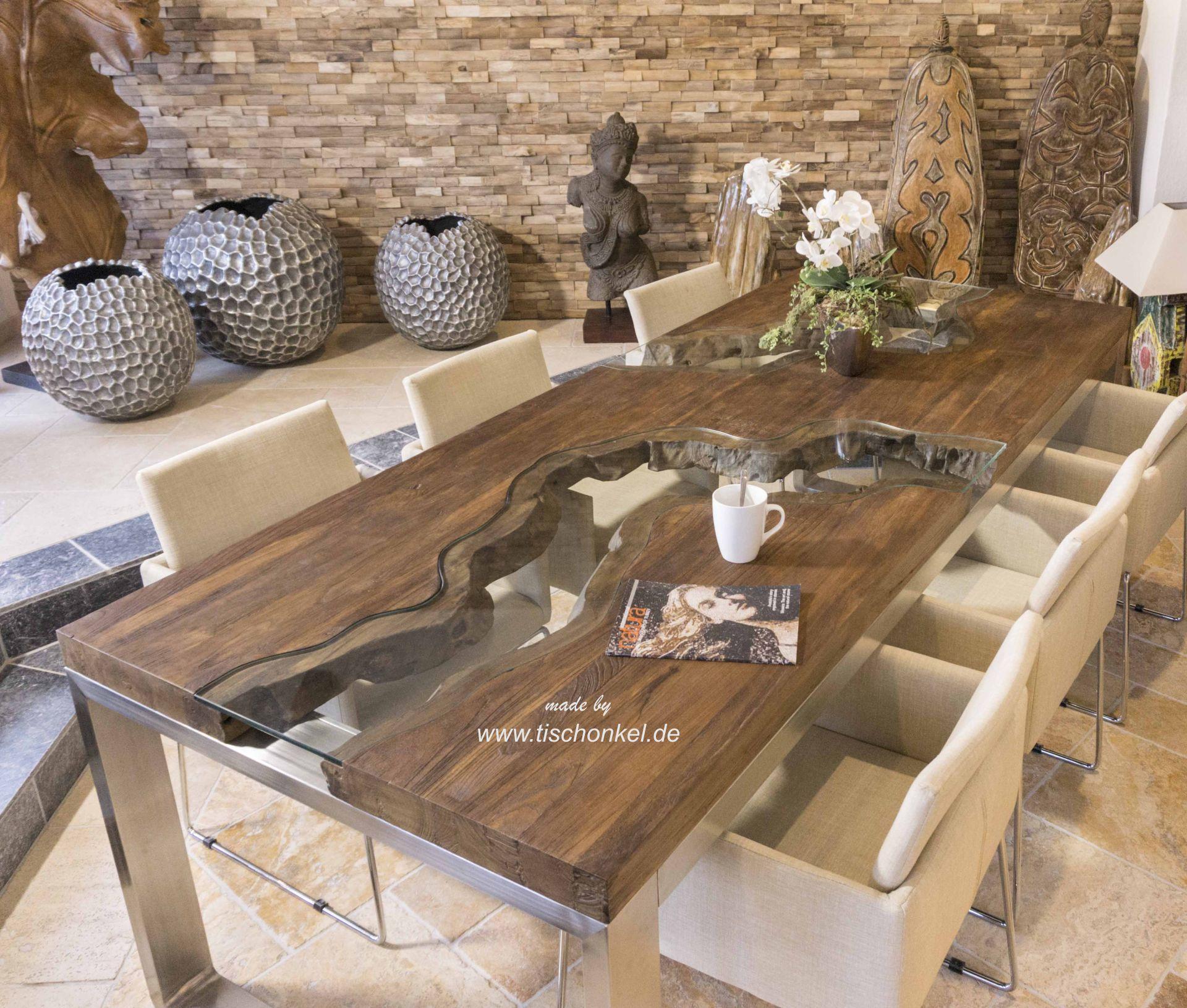 Esstisch Landscape Von Gerken Wohndesign Der Tischonkel
