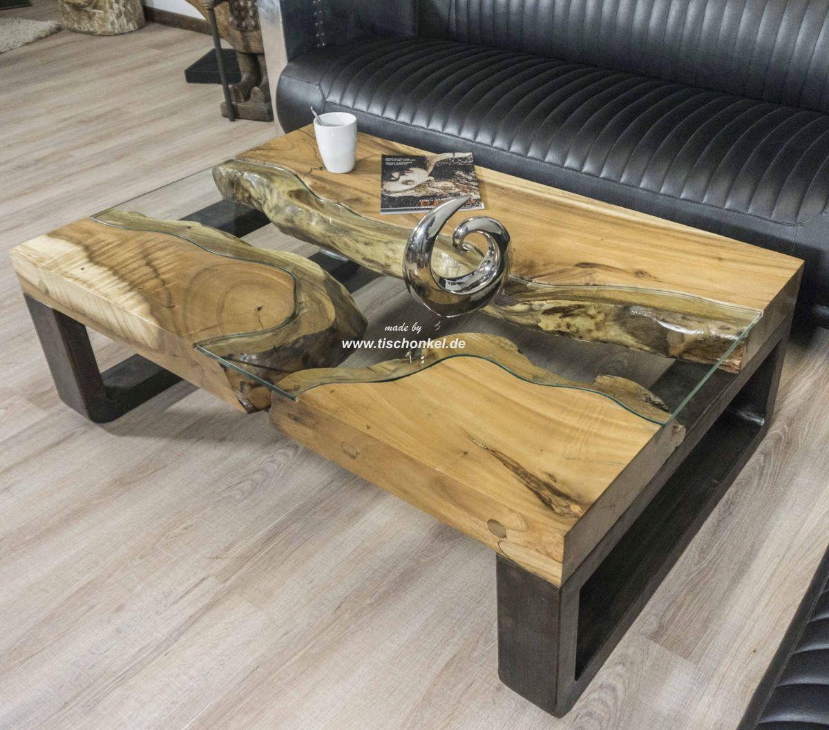 Couchtisch Günstig Mit Modernem Design Der Tischonkel