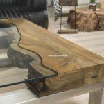 Couchtisch aus Holz Fabrikverkauf