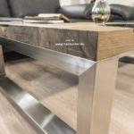 Design Wohnzimmertisch aus Holz