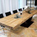 Konferenztisch Altholz Deep Island