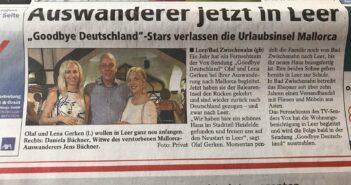 Sonntags-Report Olaf und Olena Gerken von Goodbye Deutschland