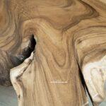 Couchtisch Holzmaserung