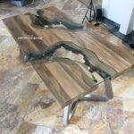 Esszimmertisch Freestyle aus Holz