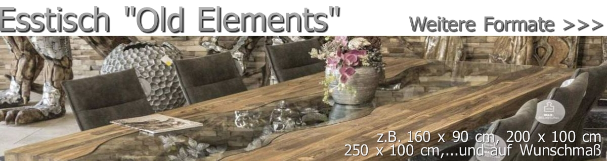Esstisch Old Elements im Onlineshop bestellen