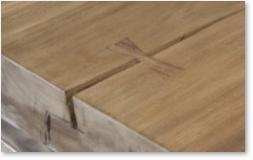 Der Tischonkel Holz Ein Naturprodukt