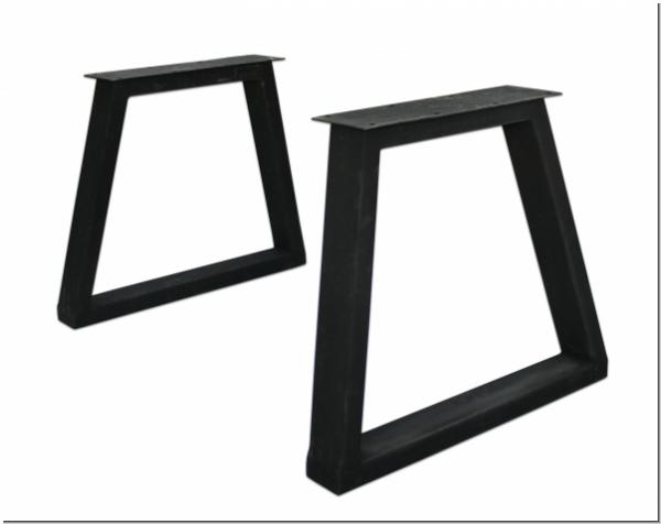 der tischonkel tischbeine aus stahl. Black Bedroom Furniture Sets. Home Design Ideas