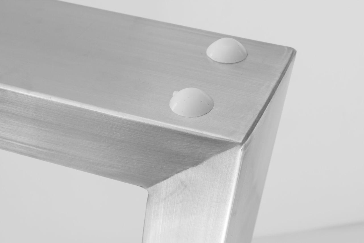 der tischonkel tischbeine aus edelstahl f r couchtische 20 30 x 40 cm. Black Bedroom Furniture Sets. Home Design Ideas