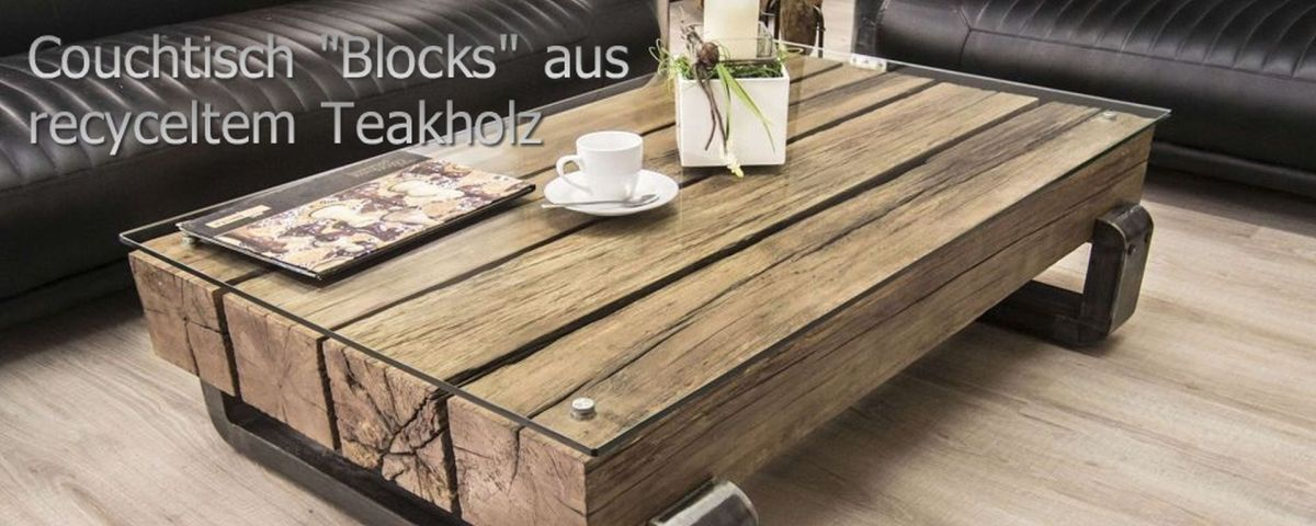 couchtisch aus recyceltem holz cool index living couchtisch x cm aus recyceltem wurzel teak. Black Bedroom Furniture Sets. Home Design Ideas